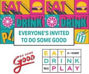 Charity Eat Drink Play